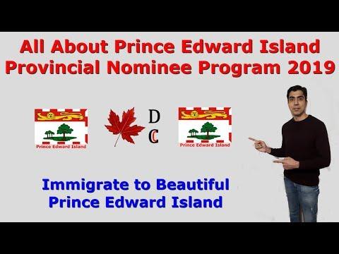 Prince Edward Island Provincial Nominee Program 2019 | PEI PNP | Prince Edward Island Canada