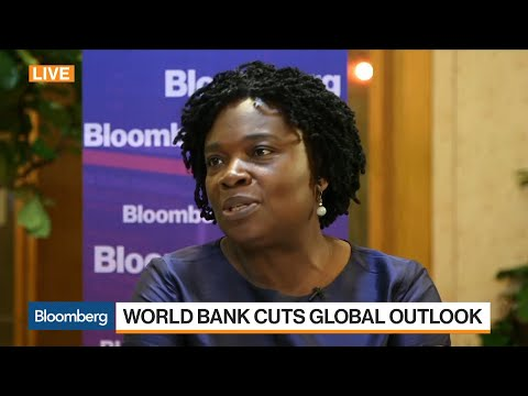 We Are Not Done With the Downgrades to Growth, Says World Bank's Kwakwa