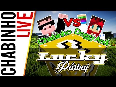 【LIVE VOLT】Lucky Párbaj! - DoggyAndi vs. Chabinho