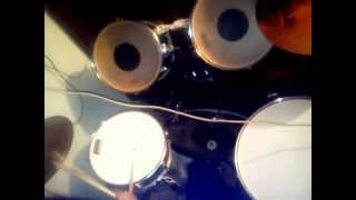 Mr.mr- Waiting for you cover drum