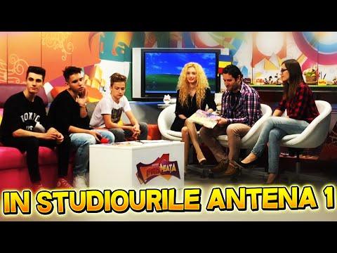 Am fost la Antena 1 #2