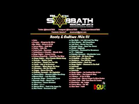 BLACK SABBATH SOUND ROOTS & CULTURE MIX #1[2012-2013]