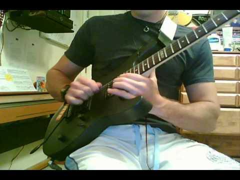 Taps & America The Beautiful - Electric Guitar Solo by: Chris Luizzi