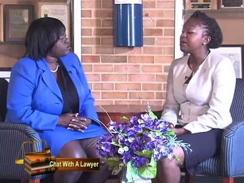 Chat With A Lawyer Trademark Attorney Camille Stewart