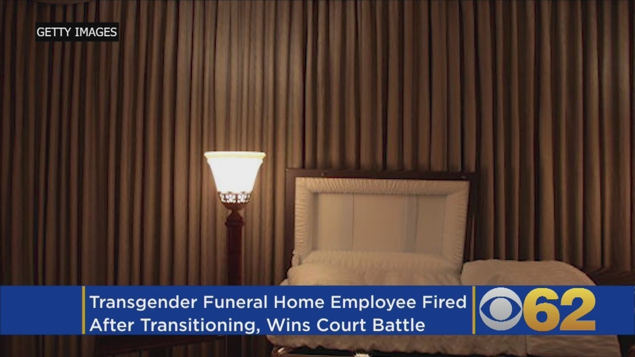 Court Rules In Favor Of Fired Transgender Garden City Funeral Director
