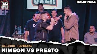 Presto vs. Nimeon - Takeover Freestyle Contest   Hamburg 16.11.18 (HF 2/2)