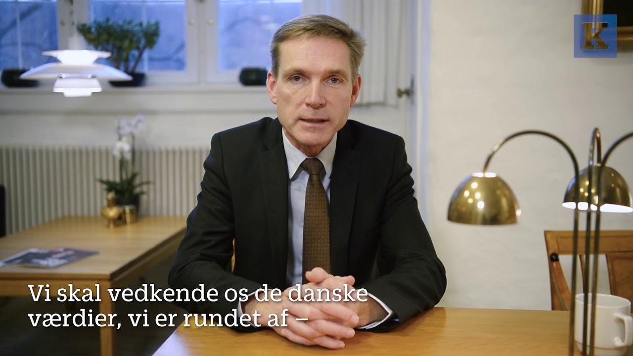 Her er Dansk Folkepartis værdipolitiske mærkesager ved folketingsvalget