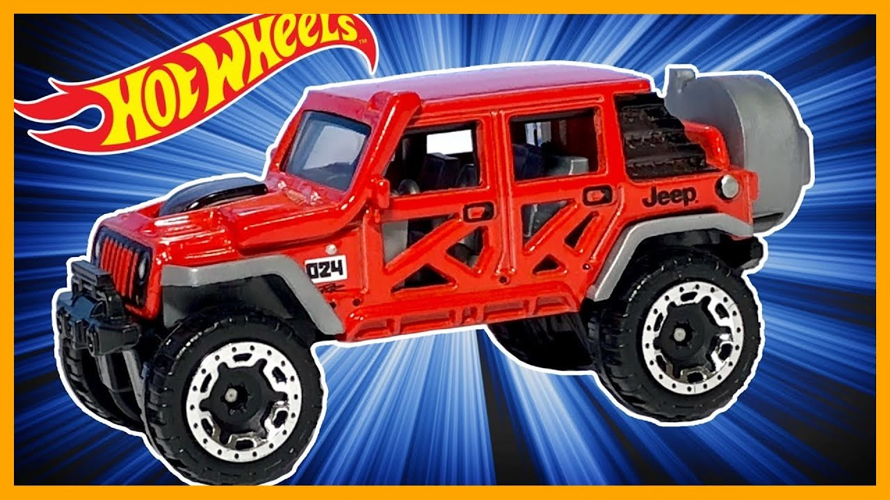 hot wheels 2017 jeep wrangler review youtube. Black Bedroom Furniture Sets. Home Design Ideas