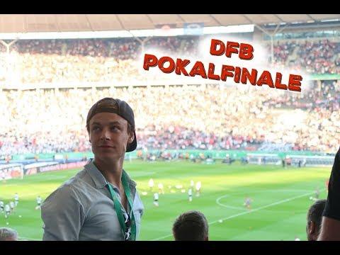 POKALFINALE in BERLIN    #Daily Vlog3