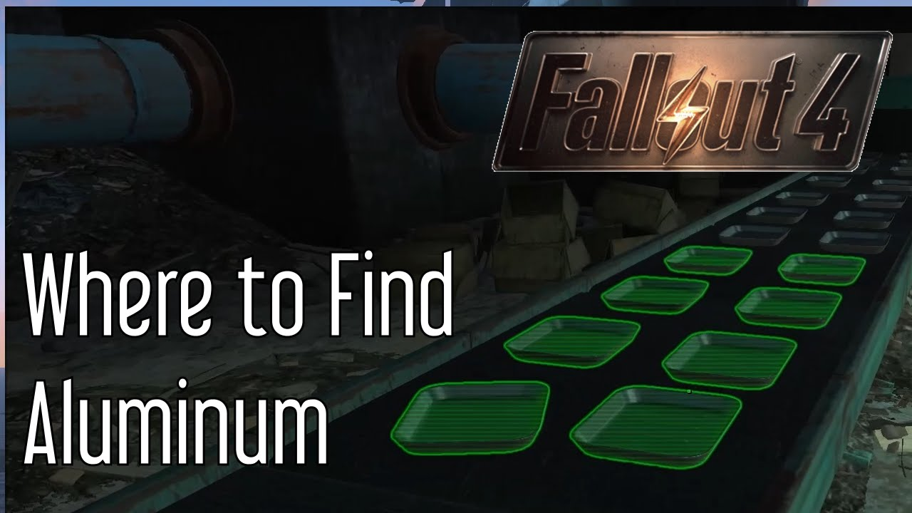 Fallout 4 Guide - Where To Find Infinite Amounts Of ...