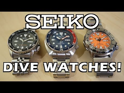 Seiko Sub-$400 Diver's 200m Automatic Dive Watch Comparison - Perth WAtch #80