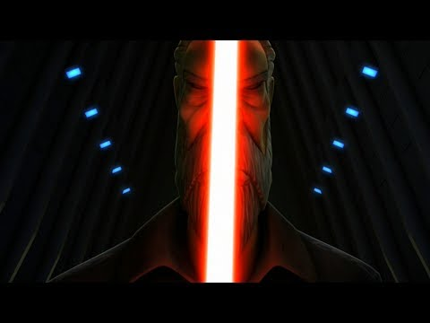 Star Wars: Clone Wars Soundtrack - Darth Tyranus Revealed EDIT