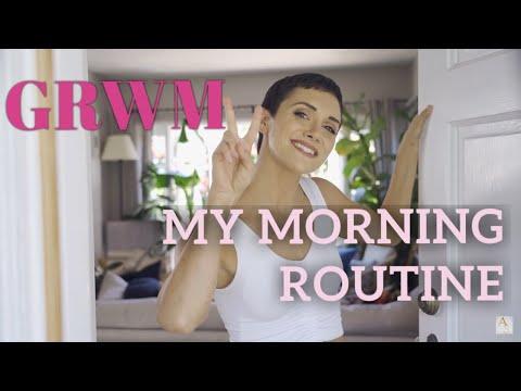 GRWM MY MORNING ROUTINE   ALchemy
