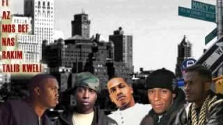 NY Finest ft AZ, Nas, Rakim, Mos Def, Talib Kweli