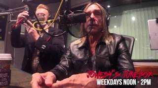 "Iggy Pop: ""My Dad Bailed Me Out Before Nightfall"" 