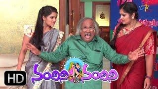 Nandini Vs Nandini - 29th  April 2016 -  నందిని Vs నందిని - Full Episode 120