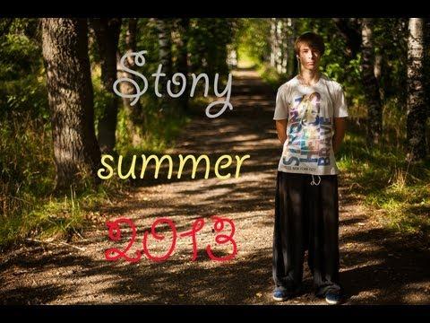 Stony summer 2013