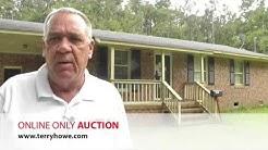 417 Azalea Dr, Johnsonville, SC - Online Only Auction