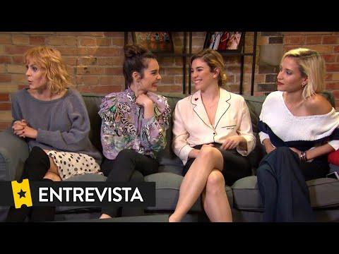 Entrevista - Maggie Civantos, Nadia de Santiago, Blanca Suárez y Ana Fernández
