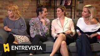 Entrevista - Maggie Civantos, Nadia de Santiago, Blanca Suárez y Ana Fernández YouTube Videos