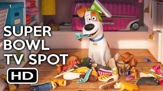 Das Geheime Leben der Haustiere Super Bowl TV Spot (2016) Louis C. K. Animierten Film HD