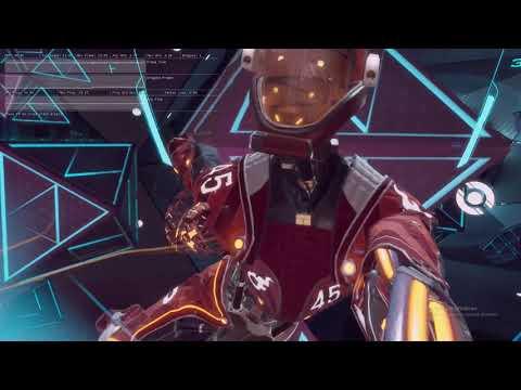 Echo Arena S2W1G6  Dallas Space Cowboys vs. Team Velocity