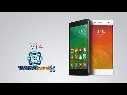 XIAOMI MI4 800TL ye Üst Segment Akıllı Telefon