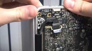 Самостоятельный ремонт расшатанных петель MacBook Pro(, 2015-01-27T23:12:31.000Z)