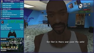 GTA San Andreas Any% Speedrun [5:15:11]