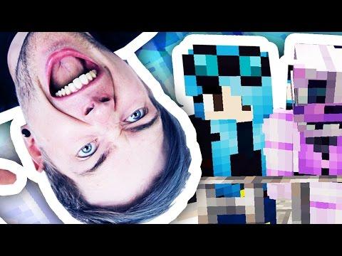 LOCKING MY FANS IN MINECRAFT PRISON!!! - Видео из Майнкрафт (Minecraft)