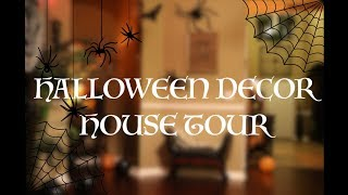 HALLOWEEN HOME TOUR 2017 BEST HALLOWEEN DECOR WITH A SPECIAL TREAT AT THE END