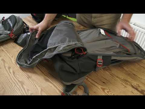 Tackle On Test - Simms Freestone Backpack