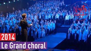 Nuits de Champagne 2014 - Le Grand Choral de Jacques Brel - Le plat pays