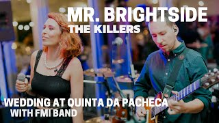 Baixar MR. BRIGHTSIDE - THE KILLERS (Live performance by Rock2Night with FMI Band)