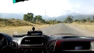 Scenery - Minivan Ride to Turgen Waterfalls Декорация - Объемный Поездка в Турген Водопады