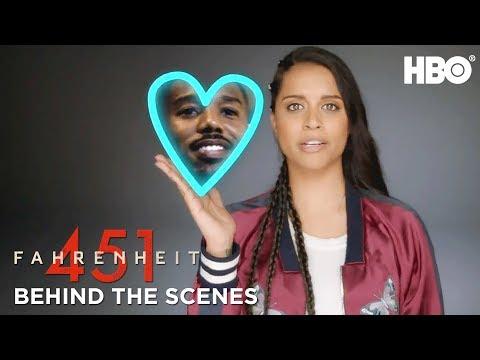 Fahrenheit 451 vs Reality w Lilly Singh  Fahrenheit 451  HBO