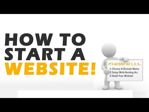 How to Start a Website - How To Create and Online Shipping Website With Tracking