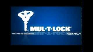 Цилиндры Mul-T-Lock MT5®+ (Израиль)