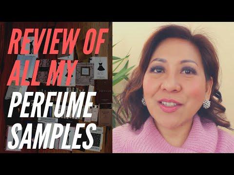 Perfume Samples Review | 2019 | Diptyque, Elie Saab, Narciso Rodriguez, Dior, Balmain, Guerlain