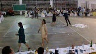 "Eastern Visayas Traditional Dance ""CURATSA"""