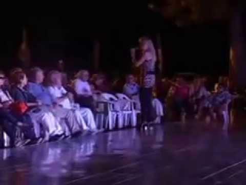 Franco e Valeriana cantante di balera