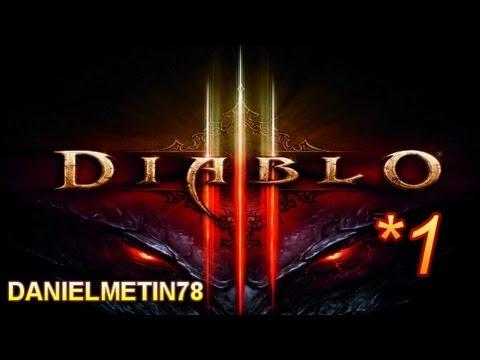 Diablo III (PS3/XBOX) Acto I, parte 1 Video guía, gameplay, let´s play, walkthrough,español