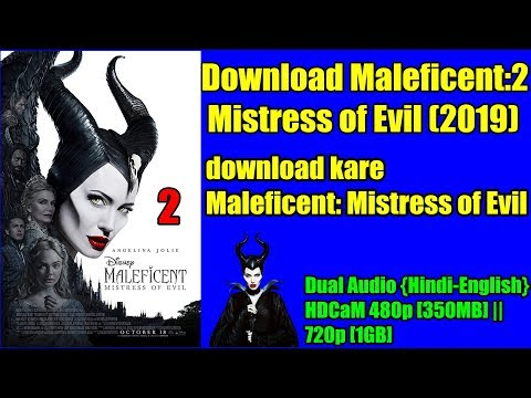 maleficent 2 movie in hindi download