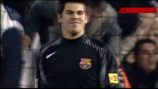 Victor Valdes - Goalkeeper FCB HD