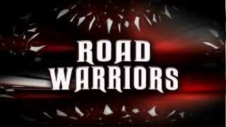 "WWE- The Road Warriors 2011 Official Theme Song ""What A Rush"" HD"