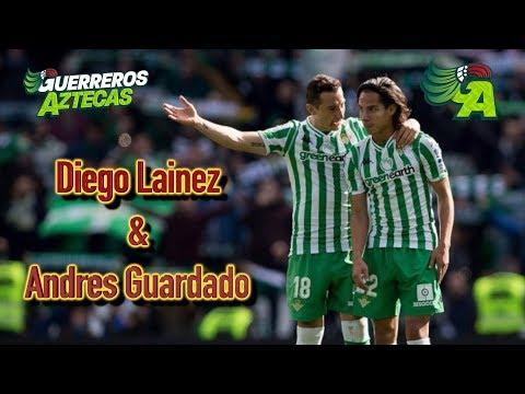DIEGO LAINEZ & ANDRES GUARDADO