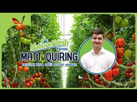 NatureFresh™ Farms, TOMZ and Tomberry®, CPMA 2018