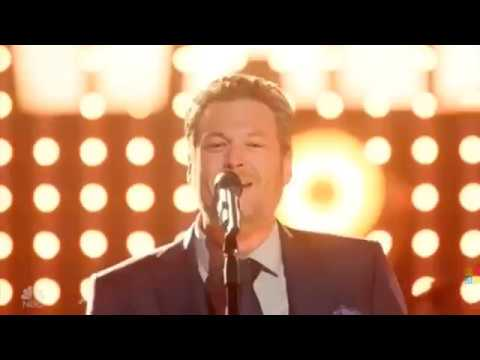 Blake Shelton - A Guy With A Girl [NYE with Carson Daly 2017]