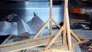 How To Build A Trebuchet Catapult