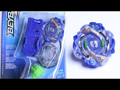 NEW HASBRO HYRUS H2 UNBOXING AND TESTING | Beyblade Burst Evolution